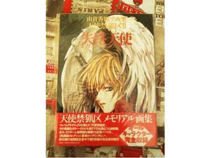 Artbook Jap ANGEL SANCTUARY Lost Angel 2