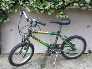 """Bici per BIMBI 5-10 ANNI, 16"""" SILVER STAR"""
