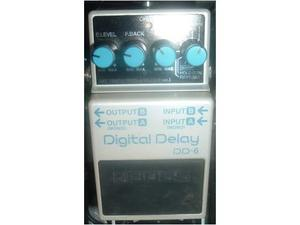 Boss dd6 digital delay - usato perfetto