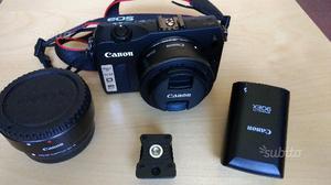 Canon EOS M mirrorles