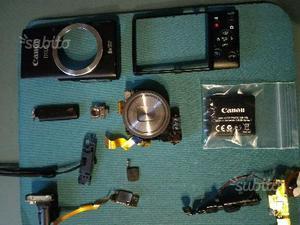 Canon ixus 135 is ricambi batteria NB-11L + carica