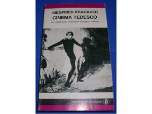 Cinema tedesco - dal Gabinetto del dottor Caligari a Hitler
