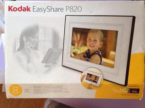 Cornice Digitale kodak easy share p820