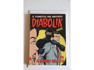 Diabolik n. 22 prima serie da edicola