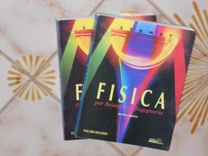 Fisica per scienze ed ingegneria seconda edizione (2 volumi)
