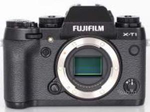 Fuji XT1 nera