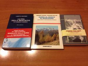 Guida al bosco di montagna + altri 2 testi in tema