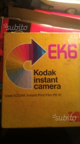 Kodak ek 26 instant camera e Kodak 28