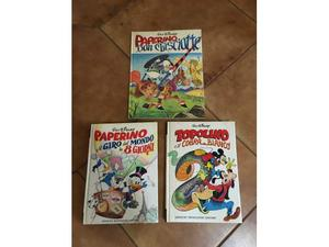 Libri Cartonati Walt Disney Mondadori anni