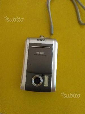 Macchina digitale benq Dc e300