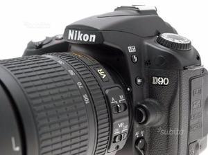 NIKON D mm VR+MB-D80 battery grip NIKON