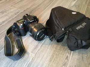 Nikon D80 + AF mm VR