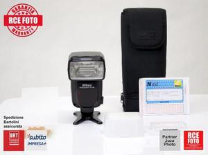 Nikon sb900 flash nital