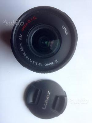 Panasonic Lumix G Vario - Obiettivo