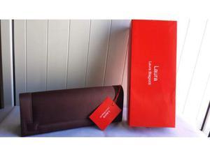 Pochette Biagiotti nuova con scatola e cartellino