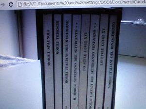 """Raccolta di libri d'epoca """" Conoscere gli stili dei mobili """""""