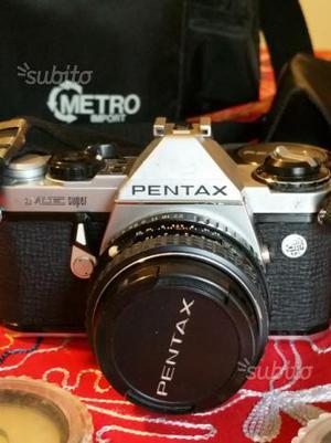 Reflex pentax completa