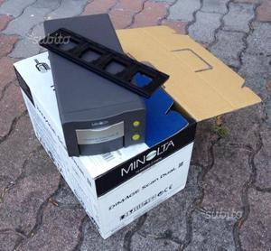 Scanner Minolta Dimage Scan Dual III