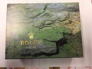 Scatola e controscatola per Rolex