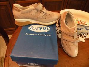 Sneacker scarponcino sportivo loren nuovo