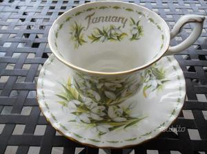 Tazze ROYAL ALBERT JANUARY