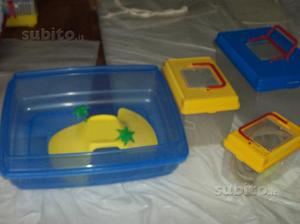 Vasche vetroresina per allevamento pesci o anatre posot for Vasche x tartarughe