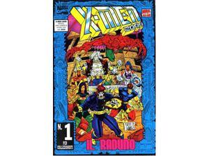 X-men  serie completa 1/18