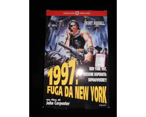 fuga da new york IN VHS