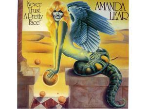 Amanda lear never trusta a pretty face cd