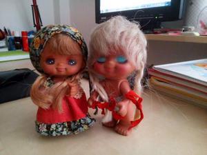 Bambole piccole dimensioni Sebino