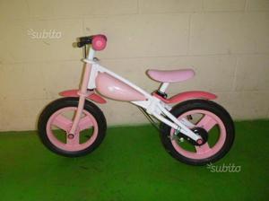 Bici Imaginarium senza pedali