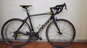 Bici da Corsa Taglia 52, telaio SCOTT nuovissimo