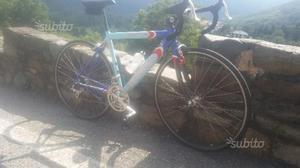 Bici da corsa in alluminio e carbonio Bottecchia