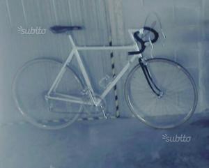 Bicicletta da corsa campagnolo vintage