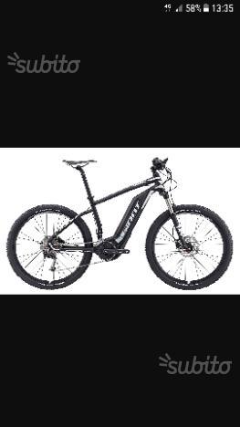 Bicicletta mtb giant e 2