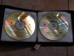 CD Zucchero Live at the Kremlin
