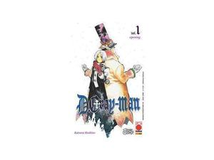 D.gray man 1-25 Planet manga