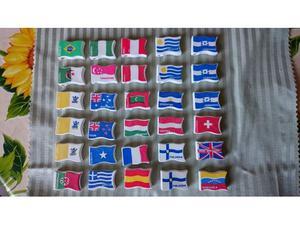Gommine Bandiere Mulino Bianco