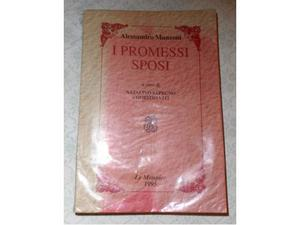 I promessi sposi di A. Manzoni