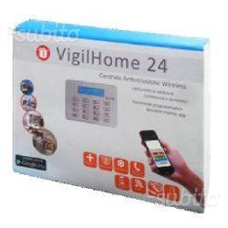 Impianto d'allarme fai da te vigil home 24