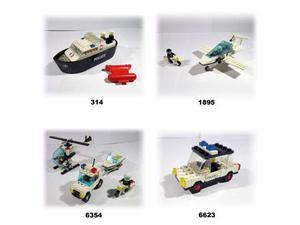 Lego Police Set Pack ()
