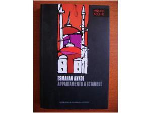 """Libro """"appartamento a istanbul"""""""
