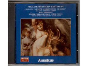 MENDELSSOHN sogno di una notte..cd BBC Symph. Orchestra 95