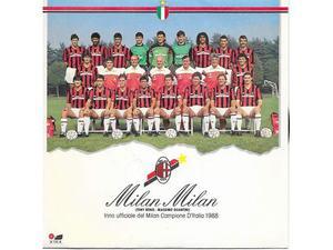 MILAN MILAN Inno ufficiale Campione d'Italia  NUOVO!