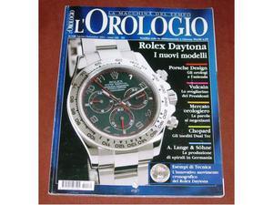 Macchina del tempo - rivista orologi -
