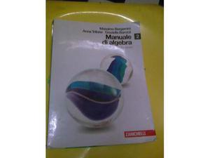 Manuale di algebra 2 zanichelli