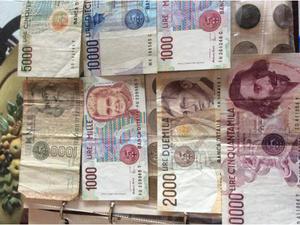 Venedo monete e banconote lira ed estare posot class for Cerco cose vecchie in regalo