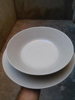 Servizio di piatti tognana x6 color roma posot class - Servizio di piatti ikea ...