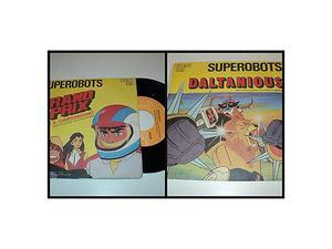 """Superobots â€"""" Grand Prix E Il Campionissimo"""
