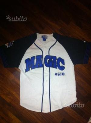 T shirt stile college Orlando Magic NBA